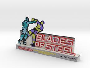 Blades Of Steel in Natural Full Color Sandstone