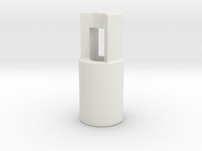 Panasonic K-mechanism VCR motor pulley VDP1434 in White Natural Versatile Plastic