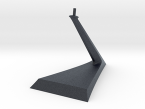 Display stand base-1/48 scale in Black PA12