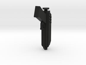 DC Hand Blaster in Black Natural Versatile Plastic: Medium