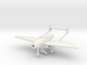 1/72 Marton RMI-8 X/V in White Natural Versatile Plastic