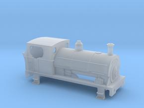 N Gauge Peckett C (BachFar 03/04 Chassis)  in Smoothest Fine Detail Plastic