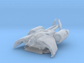 Terran Dropship in Smooth Fine Detail Plastic