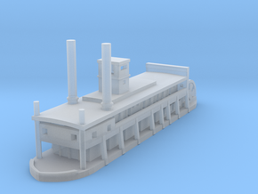 1/1200 USS William H Brown in Smooth Fine Detail Plastic