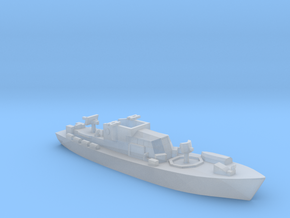 Harbour Defence Motor Launch WW2 1:300 in Smooth Fine Detail Plastic