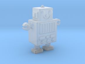 Marmalade Boy Robot in Smooth Fine Detail Plastic