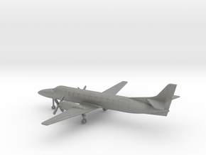 Fairchild Swearingen Metroliner III SA227 in Gray PA12: 1:200