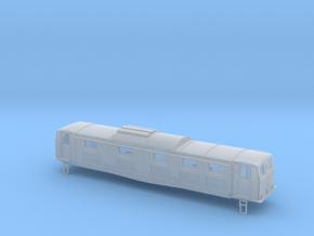 LNER/NS EM1 Tommy TT  1:120 in Smooth Fine Detail Plastic