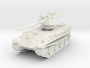 Panther F 1/76 in White Natural Versatile Plastic