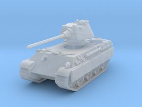 Panther F (schurzen) 1/220 in Smooth Fine Detail Plastic