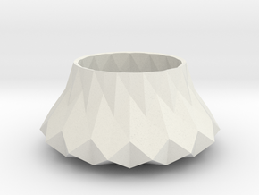 Orion in White Natural Versatile Plastic