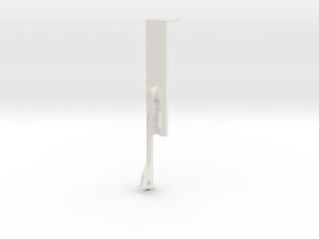 V2 Tappet Plate; Retro Arms Spec, Rated for 60 RPS in White Natural Versatile Plastic