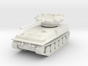 MV21A FV107 Scimitar (28mm) in White Natural Versatile Plastic
