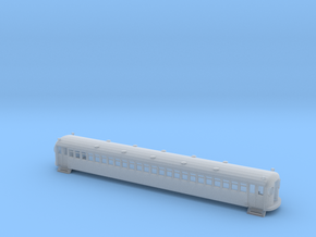 Pacific Electric Blimp Motor car for the Big Red in Smooth Fine Detail Plastic