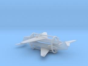 Gulfstream G-IV (G400) in Smooth Fine Detail Plastic: 1:700