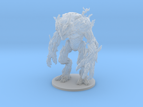 Ent Dryad 55mm DnD miniature fantasy games and rpg in Smooth Fine Detail Plastic