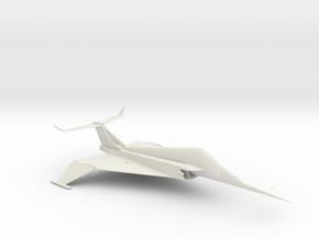 CS Angel 160 scale in White Natural Versatile Plastic