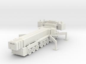 Liebherr LTM 1750-9.1 (deployed) 1/144 in White Natural Versatile Plastic