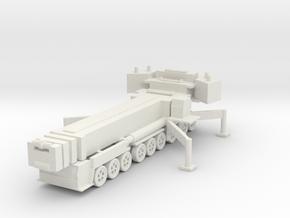 Liebherr LTM 1750-9.1 (deployed) 1/220 in White Natural Versatile Plastic