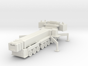 Liebherr LTM 1750-9.1 (deployed) 1/285 in White Natural Versatile Plastic
