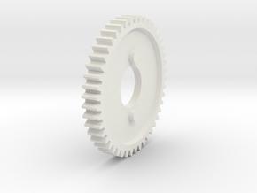 HPI 76816 46 tooth nitro 2 speed in White Natural Versatile Plastic