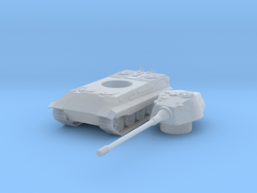E75 scale 1/144 in Smooth Fine Detail Plastic