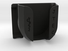 DigitalOne Stethescope belt/waist clip mk 2 in Black Natural Versatile Plastic