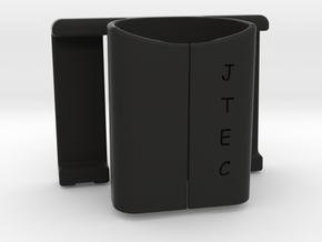 thermometer belt/waist clip mk 2 in Black Natural Versatile Plastic