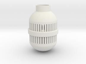Melnor Soft Flo Soaker in White Natural Versatile Plastic