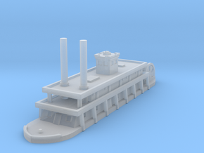 1/1200 USS Rodolph in Smooth Fine Detail Plastic