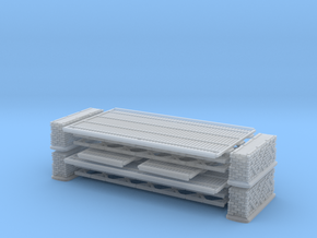 Bailey Bridge Value Pack in Smooth Fine Detail Plastic