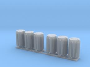 Transformer Load in Smoothest Fine Detail Plastic