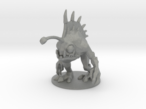 Deep One 1/60 miniature games DnD rpg horror in Gray PA12