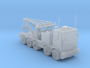 GMC Heavy Wrecker 1:160 scale in Smooth Fine Detail Plastic