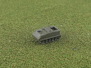 US M84 Motar Carrier 1/285 6mm in Smooth Fine Detail Plastic