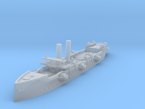 1/700  Alfonso XII Class Cruiser in Smooth Fine Detail Plastic
