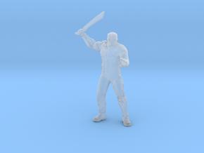 Jason X Uber Jason miniature fantasy games DnD rpg in Smooth Fine Detail Plastic