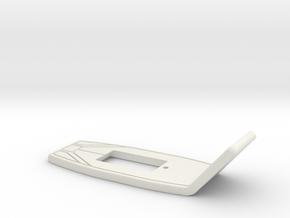 DS handguard in White Natural Versatile Plastic