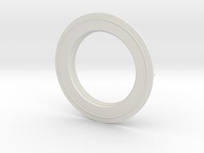 Intex Strainer Nut for Stock Tank Pools in White Natural Versatile Plastic
