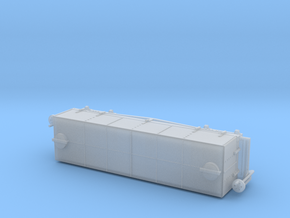 A-1-87-wdlr-h-wagon-body-plus in Smooth Fine Detail Plastic