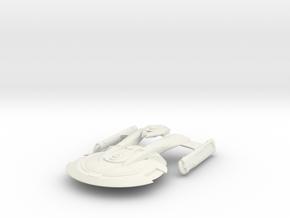 Wildcat Class HvyCruiser in White Strong & Flexible