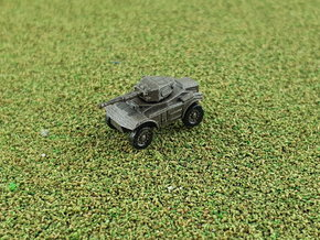 British Coventry Amoured Car Mk. II 1/285 6mm in Smooth Fine Detail Plastic