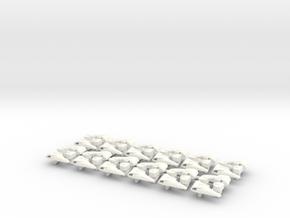 COLT ACW X24  in White Processed Versatile Plastic
