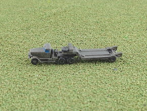Federal 604 Tank Transporter 1/285 in Smooth Fine Detail Plastic
