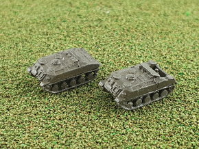 Japanese Type 60 107mm Motar Carrier 1/285 in Smooth Fine Detail Plastic