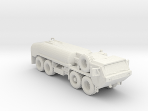 M978A2 Fuel Hemtt V2 160 Scale in White Natural Versatile Plastic