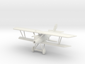 Pfalz DIII in White Natural Versatile Plastic: 1:144