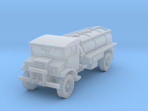 CMP 3t C60L Petrol Tanker mid 1/160 in Smooth Fine Detail Plastic