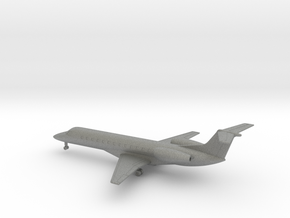 Embraer ERJ-135 in Gray PA12: 6mm
