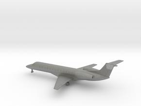 Embraer ERJ-135 in Gray PA12: 6mm
